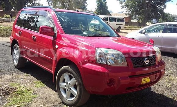 Buy Used Nissan X–Trail Red Car in Blantyre in Malawi