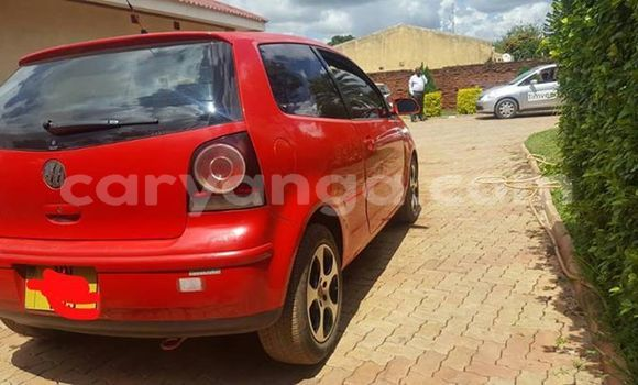 Buy Used Volkswagen Polo Red Car in Lilongwe in Malawi