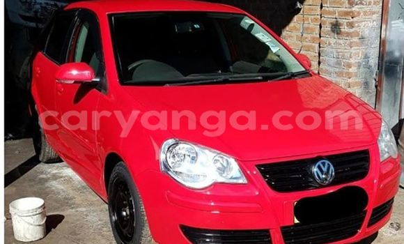 Buy Used Volkswagen Polo Red Car in Blantyre in Malawi