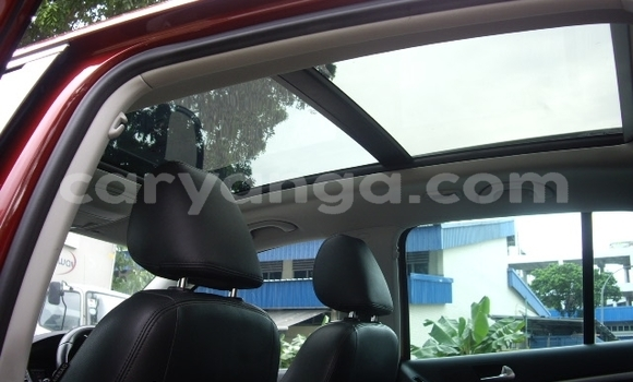 Buy Used Volkswagen Touareg Red Car in Lilongwe in Malawi