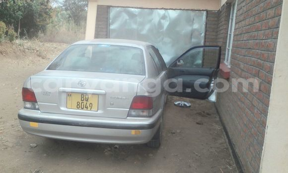 Buy Used Toyota Corsa Silver Car in Liwonde in Malawi