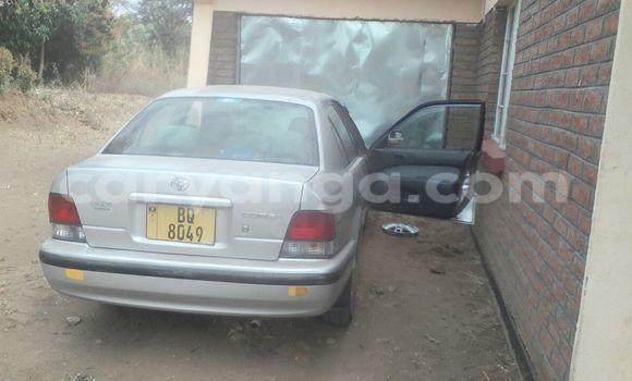Buy Used Toyota Corsa Silver Car in Liwonde in Malawi