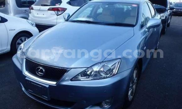 Buy Used Lexus IS Blue Car in Lilongwe in Malawi