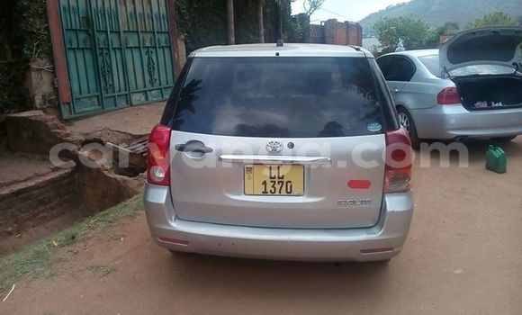 Buy Used Toyota Raum Silver Car in Blantyre in Malawi