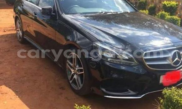 Buy Used Mercedes‒Benz E–Class Black Car in Lilongwe in Malawi