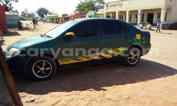 Buy Used Toyota Corolla Green Car in Blantyre in Malawi