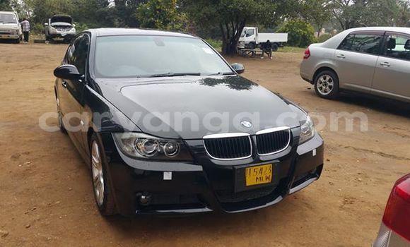 Buy Used BMW 3–Series Black Car in Blantyre in Malawi