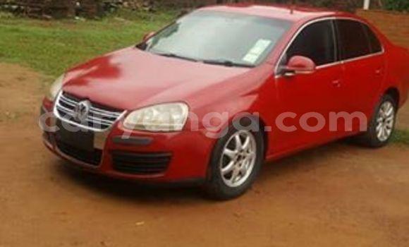 Buy Used Volkswagen Jetta Red Car in Blantyre in Malawi