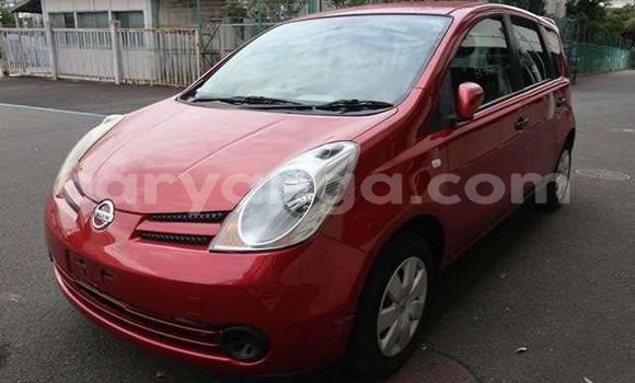 Buy Used Nissan Note Red Car in Lilongwe in Malawi
