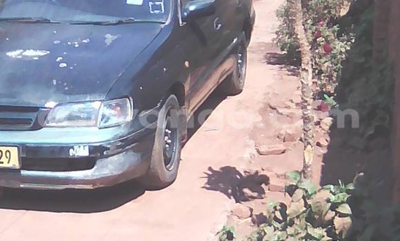 Buy Used Toyota Caldina Black Car in Lilongwe in Malawi