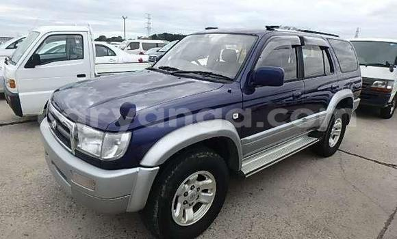 Buy Used Toyota Hilux Surf Blue Car in Blantyre in Malawi