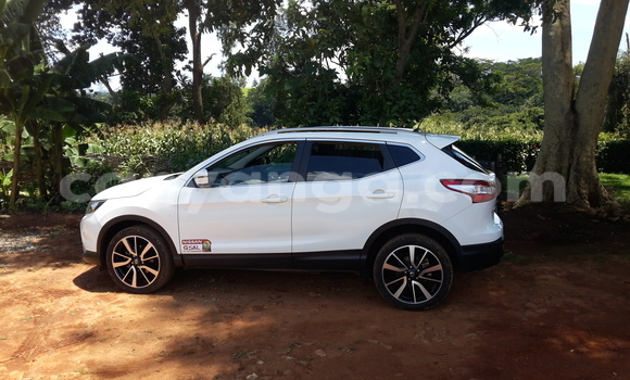 Buy Used Nissan Qashqai White Car in Blantyre in Malawi