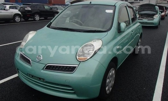 Buy Used Nissan Micra Green Car in Blantyre in Malawi