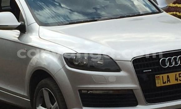 Buy Used Audi Q7 Silver Car in Blantyre in Malawi