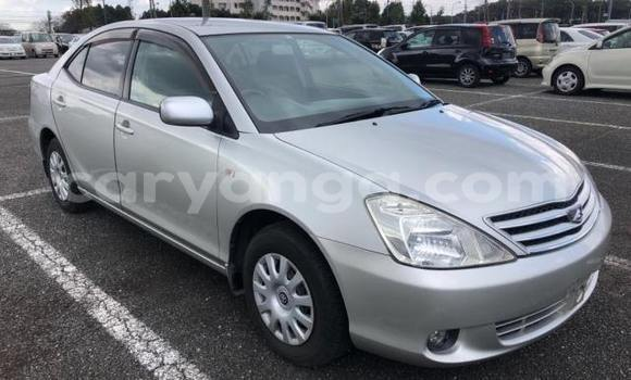 Buy Used Toyota Axio Silver Car in Blantyre in Malawi
