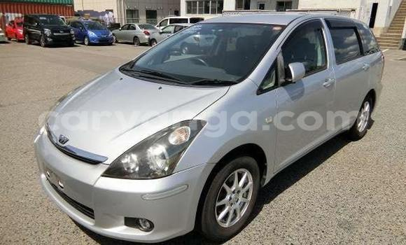 Buy Used Toyota Wish Silver Car in Lilongwe in Malawi