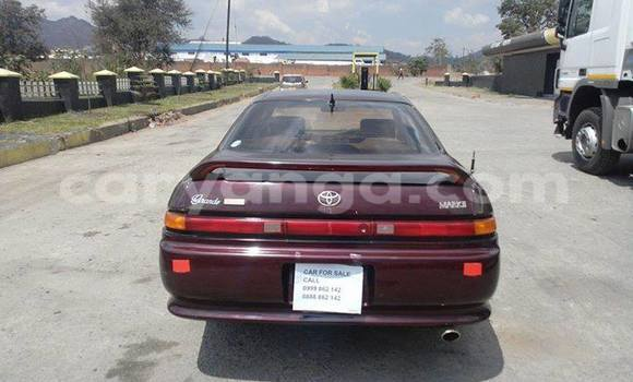 Buy Used Toyota MR2 Black Car in Limbe in Malawi