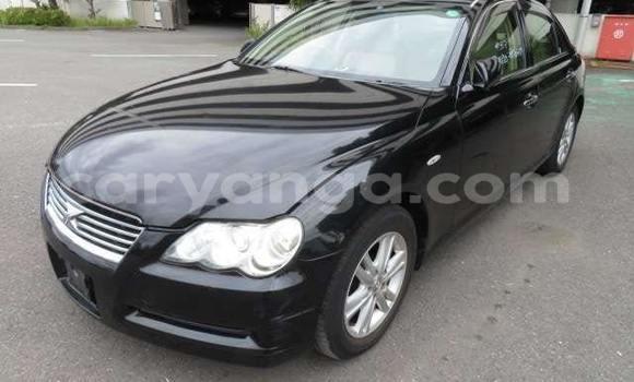 Buy Used Toyota Mark X Black Car in Blantyre in Malawi