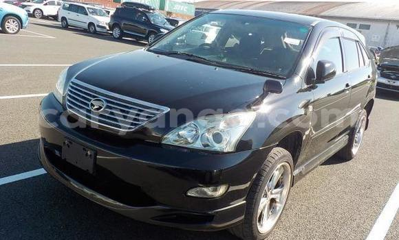 Buy Used Toyota Harrier Black Car in Lilongwe in Malawi