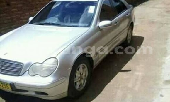 Buy Used Mercedes‒Benz C–Class Silver Car in Lilongwe in Malawi