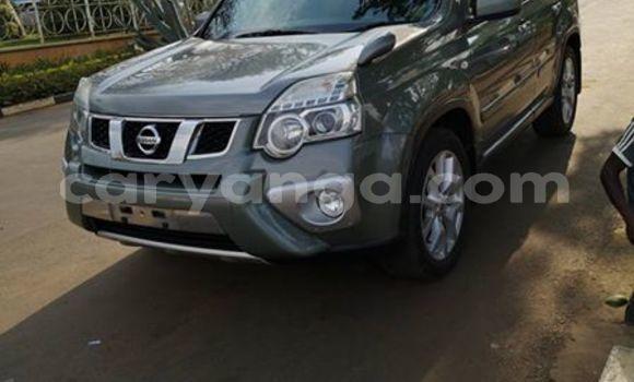 Buy Used Nissan X–Trail Silver Car in Lilongwe in Malawi