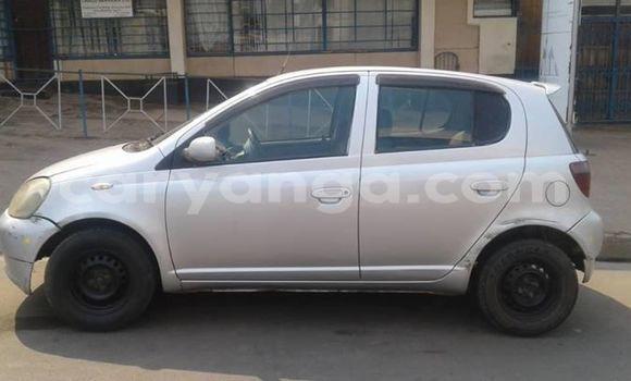 Buy Used Toyota Vitz Silver Car in Blantyre in Malawi