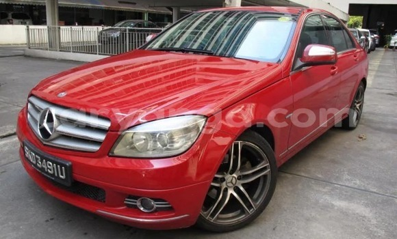 Buy Used Mercedes‒Benz C–Class Red Car in Lilongwe in Malawi