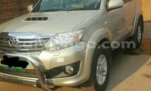 Buy Used Toyota Fortuner Black Car in Limbe in Malawi