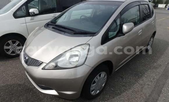 Buy Used Honda FIT Beige Car in Lilongwe in Malawi