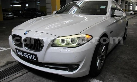 Buy Used BMW 5–Series White Car in Lilongwe in Malawi