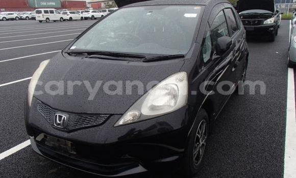 Buy Used Honda FIT Black Car in Blantyre in Malawi