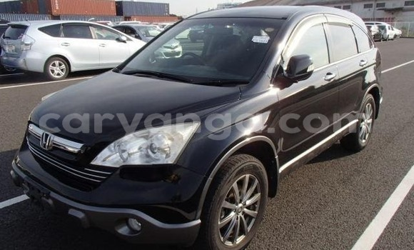 Buy Used Honda CR–V Black Car in Blantyre in Malawi
