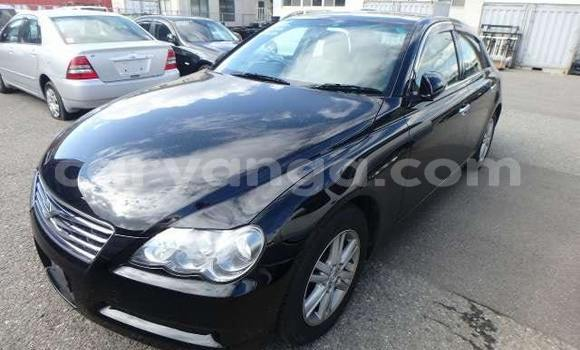 Buy Used Toyota Mark X Black Car in Blantyre in Malawi