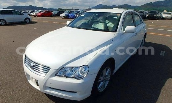 Buy Imported Toyota Mark X White Car in Blantyre in Malawi