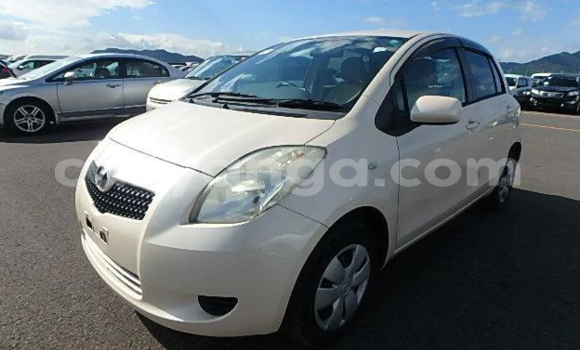 Buy Imported Toyota Vitz Beige Car in Blantyre in Malawi
