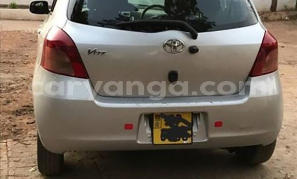 Buy Imported Toyota Vitz Silver Car in Blantyre in Malawi