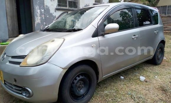 Buy Imported Nissan Note Silver Car in Limbe in Malawi