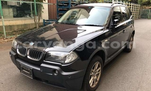 Buy Imported BMW X3 Black Car in Blantyre in Malawi