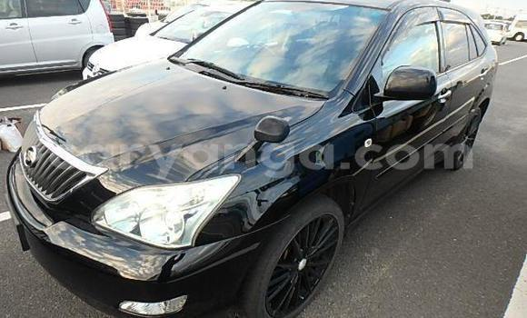 Buy Import Toyota Harrier Black Car in Blantyre in Malawi