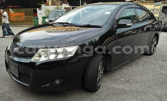 Buy Import Toyota VVTI Black Car in Blantyre in Malawi