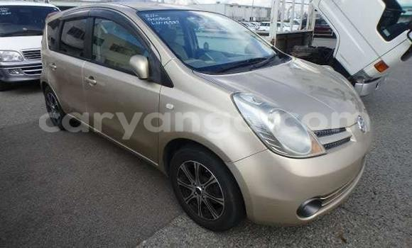 Buy Import Nissan Note Beige Car in Blantyre in Malawi