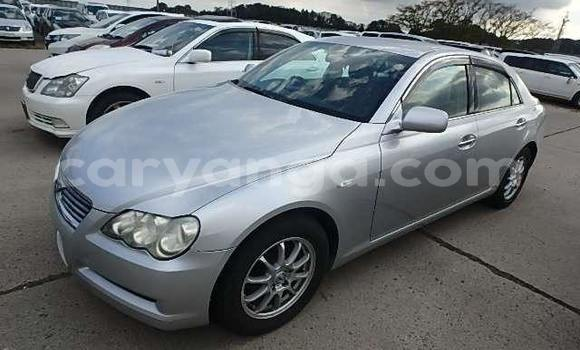 Buy Import Toyota Mark X Silver Car in Blantyre in Malawi