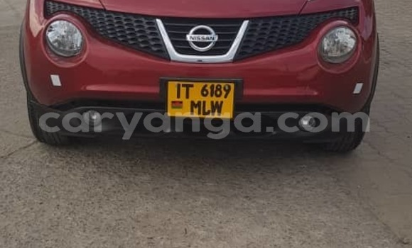Buy Used Nissan Juke Black Car in Blantyre in Malawi