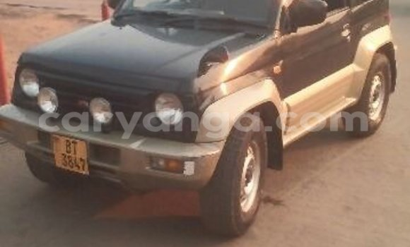 Buy Used Mitsubishi Pajero Black Car in Limbe in Malawi