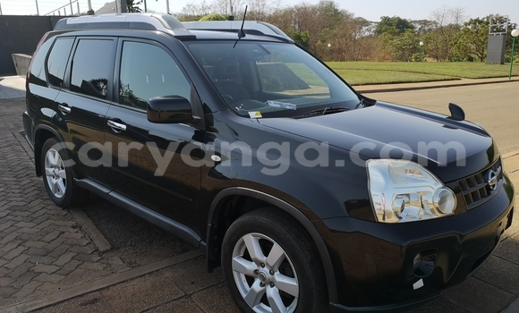 Buy Used Nissan X-Trail Black Car in Lilongwe in Malawi