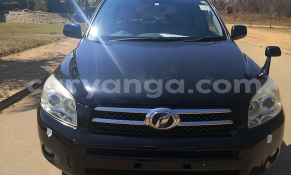 Buy Used Toyota RAV4 Black Car in Lilongwe in Malawi