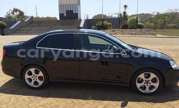 Buy Used Volkswagen Jetta Black Car in Lilongwe in Malawi