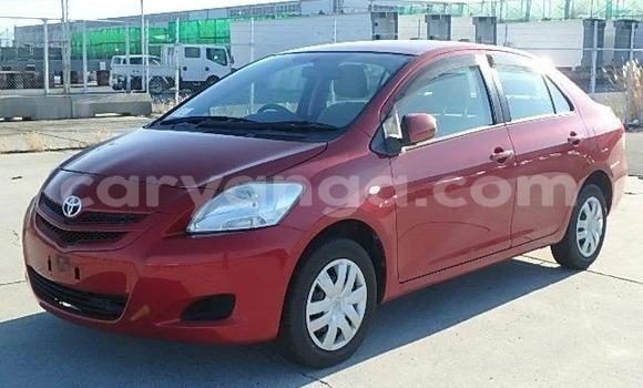 Buy Import Toyota Belta Red Car in Blantyre in Malawi