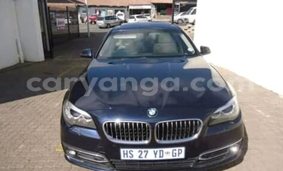 Buy Used BMW 5–Series Black Car in Blantyre in Malawi
