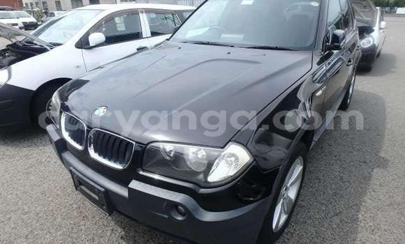 Buy Import BMW X3 Black Car in Blantyre in Malawi
